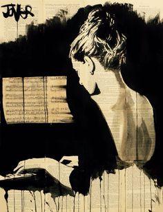 A chaque fois Tout recommence Toute musique me saisit Et la plus banale romance M'est éternelle poésie L. Aragon