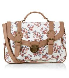 New Look Floral Shoulder Bag 101