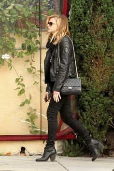 Chloe Grace Moretz look for less