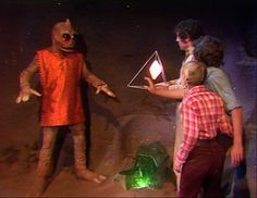 The Marshalls battle some time ally Enik over a device called the Megeti that may be a key to getting them back home Land Of The Lost, Lost Season 1, Morning Show, Saturday Morning, Episode Guide, State Art, Seasons, Marshalls, Battle