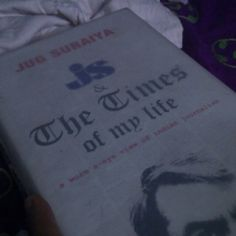 Jug Suraiya brings back the pleasure of luxurious reading over a cup of tea.. A wonderful book so far