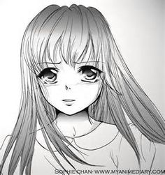 Imágenes manga en blanco y negro para dibujantes y diseñadores - Mil ...