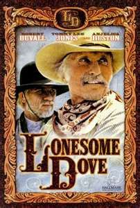 Lonesome Dove can't be beat!! This movie has been playing as we go to sleep almost every single night of our 9 year marriage!
