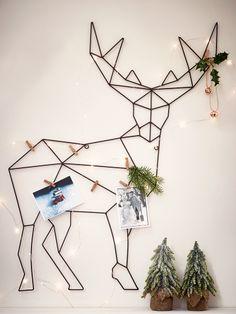 Reindeer Card Holder