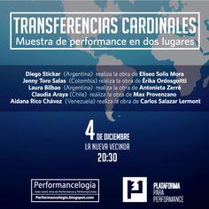 Transferencias Cardinales: Muestra de Performance