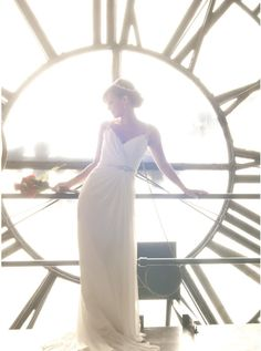 Wedding dress Maggie sottero bridal Denver Colorado Clock Tower Wedding