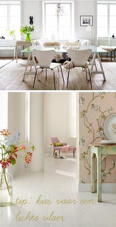 Woon je klein? Vergroot je ruimte! deel 2   villa d'Esta   interieur en wonen