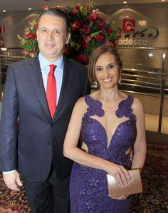 Ricardo e Denise Santiago