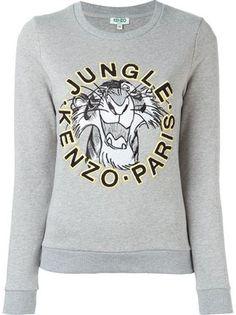 Kenzo 'Jungle Kenzo' sweatshirt