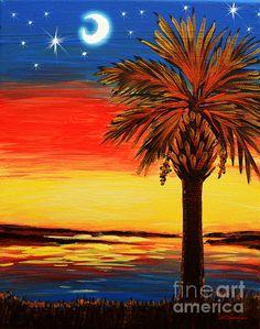 South Carolina Original Art