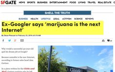 """Marijuana+Is+The+Next+Internet""+Says+Ex-Googler"
