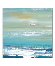 Deep Blue Sea I Gallery-Wrapped Canvas