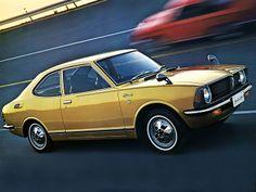 Toyota Sprinter Coupe (KE25) '05.1970–04.1974