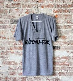 Adventurer T-Shirt by The Oyster's Pearl on Scoutmob Shoppe