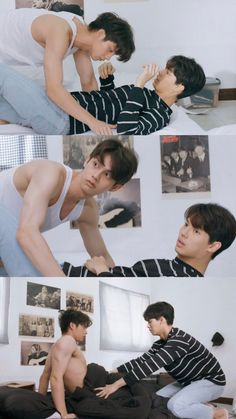 Tine enjoyed it hun Bright Wallpaper, Young Cute Boys, Bright Pictures, Cute Gay Couples, Thai Drama, Camping Activities, White Aesthetic, Asian Actors, Best Couple