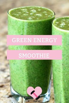 GREEN ENERGY SMOOTHIEAre you in need of a new breakfast buddy? This clean eating smoothie is quick, easy and loaded with the right amount of protein + energy that will keep you going and going and going! This is suitable as a post workout drink OR energy Energy Smoothie Recipes, Energy Smoothies, Apple Smoothies, Easy Smoothies, Green Smoothies, Breakfast Smoothies, Blackberry Smoothie, Juice Smoothie, Smoothie Drinks