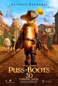 Cat Love ♥   Film   Puss in Boots