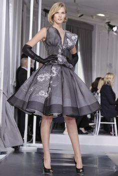 Christian Dior Haute Couture | Christian Dior at Paris Haute Couture S / S 2012 | eFashion Trends