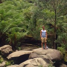 Had to use this pic for today's #electivedailysnap! Trekking through the #jungle (about 500m from the road) to #erskinefalls  #elective #australiaadventure #Australia #gay #summer #itwasactuallyquitecold by andrewg3000 http://ift.tt/1IIGiLS