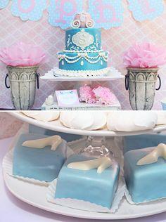 Pink & Royal Cinderella Party