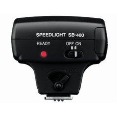 Nikon SB-400 AF Speedlight Flash for Nikon Digital SLR Cameras....love this flash!!