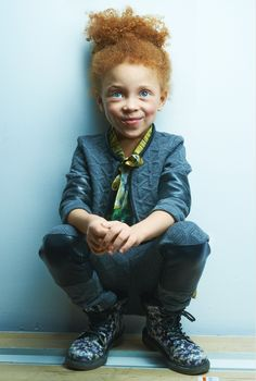 I feel like this is exactly what Wash and Zoe's kid would have looked like