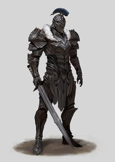 Armor design practice, Jiamin Lin on ArtStation at https://www.artstation.com/artwork/LgKeP