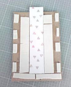 byMarleen: DIY - Schuifkaart