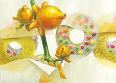 美術への確実な一歩に  芸大・美大受験総合予備校 |新宿美術学院| 学生作品 2011年度 デザイン・工芸科 工芸コース