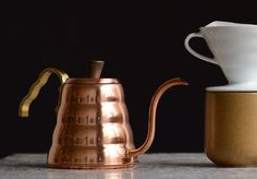 Hario Copper Pour-Over Kettle - Kaufmann Mercantile