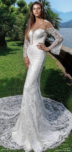 Mistrelli 2018 Wedding Dress