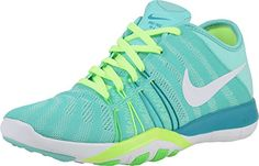 sale retailer faa20 3c966 Nike Womens Free TR 6 Training Shoes Turquoise Yellow 833413 300 95  Check  out this great product.(This is an Amazon affiliate link and I receive a ...