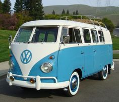 Volkswagen : Bus/Vanagon  I had one just like this..