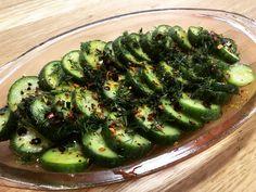 Mediterranean Recipes, Seaweed Salad, Food Art, Salads, Favorite Recipes, Ethnic Recipes, Kitchen, Kitchens, Food Food