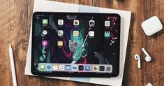 The most current iPad Pro integrates probably the most notable modificati . Thunderbolt Display, Tech Branding, Latest Iphone, Ipad Stand, New Ipad, Ipad Pro, Apple Ipad, Apple Watch, Apple Iphone