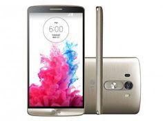 Smartphone LG G3 4G Android 4.4 com as melhores condições você encontra no site do Magazine Luiza. Confira!