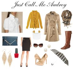 """""""Just Call Me Audrey"""" - Classic Basics for Any Wardrobe www.moderncommonplacebook.com"""