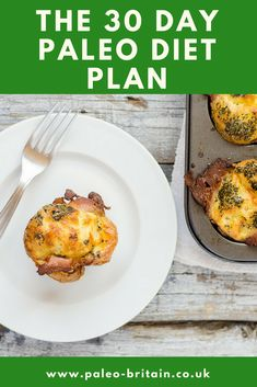 paleo diet plan, 30