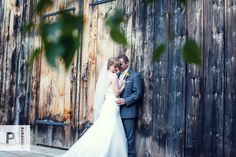 Wedding photography with a barn. www.prudentephoto.com