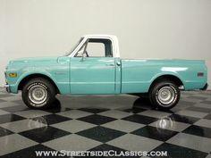 1971 Chevrolet C10.