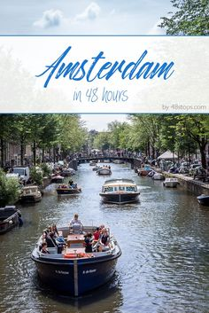 Travel Guide Amsterdam, Netherlands. Travel in Europe.