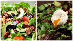 Salate delicioase de sezon. Cu branza, carne sau exclusiv vegetala