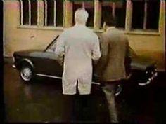 Spot Fiat 128 con Enzo Ferrari