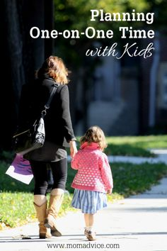 Planning One-on-One Time with Kids- great tips for making those dates happen with your kiddos! Parenting Articles, Kids And Parenting, Parenting Hacks, Mommy And Son, To My Daughter, Raising Boys, One Time, Family Traditions, Best Mom