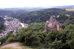 Schloss und Ort Vianden