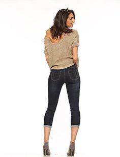 Rubberband Stretch Women's Cropped Skinny Jeans (Sarina/B... https://www.amazon.com/dp/B01CIVRY5W/ref=cm_sw_r_pi_dp_VsPDxb1Y6451W