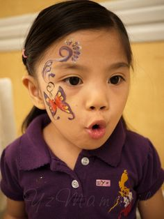 face painting images | Face Painting at Easter Jungle Party