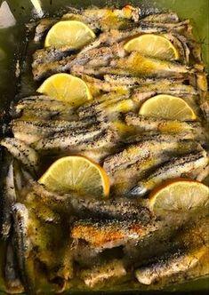 Boquerones al horno para diabéticos Tasty, Yummy Food, Sin Gluten, Diabetic Recipes, Pot Roast, Fish Recipes, Italian Recipes, Diabetes, Sushi