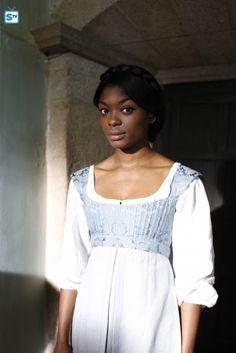 "Ebonee Noel, ""Still Star Crossed"", 2017 Historical Costume, Historical Clothing, William Shakespeare, Black Girls, Black Women, Period Costumes, Black Models, Black People, Costume Design"