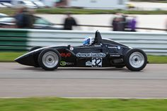 Paul at the wheel - Mallory Park 2012